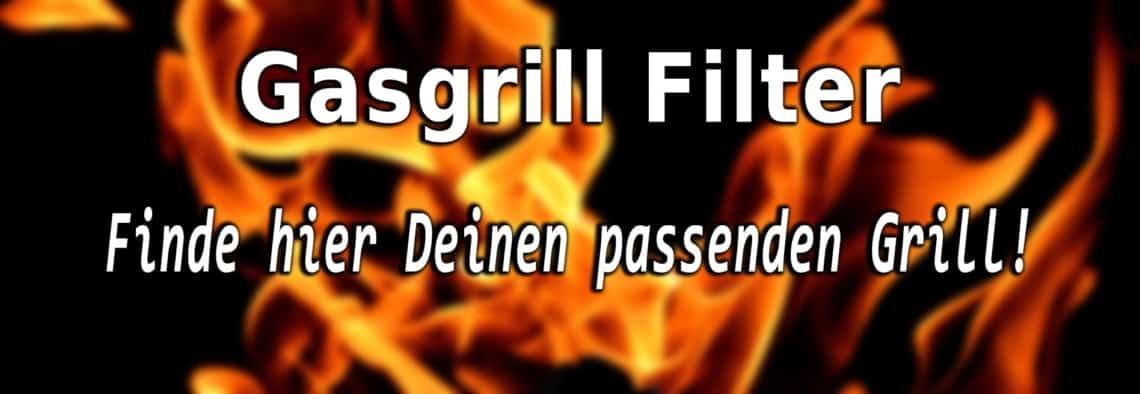 Gasgrill Filter