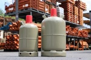 Gasgrill kaufen Gasflasche